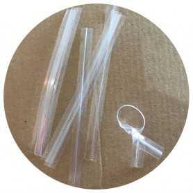 Cellotwist transparent pour fermer les sachets