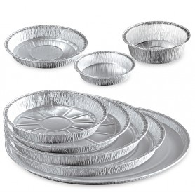 Tourtière Aluminium - Tourtière Moule de Cuisson