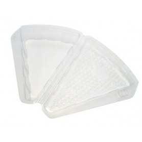 Boîte pour part de tarte individuelle
