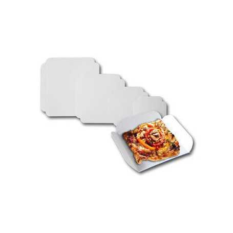 Carré rainé cartonné - Support à pizza ou à quiche