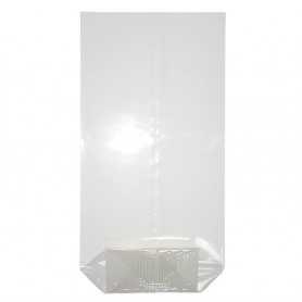Sac cellophane fond carton - sac confiseur - sac confiserie pour confiserie, biscuits et chocolats