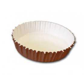 Caissette ronde (moule cuisson) - Caissette pour cuire