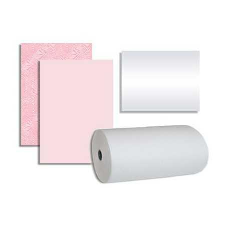 Papier thermosoudable - Résiste aux aliments gras et humides - Apte au contact direct des aliments