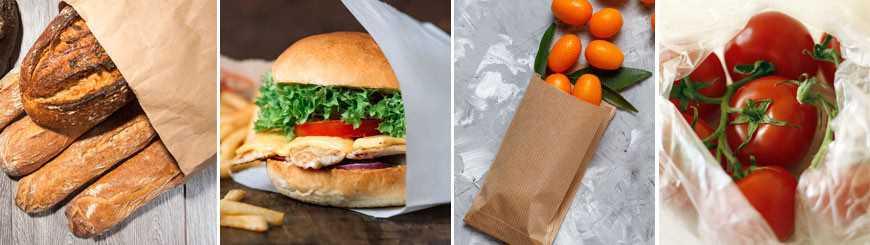 Sachet Alimentaire - Métiers de Bouche - EmballageFuté.com