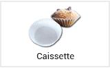 Caissette pâtissière pâtisserie boulangerie