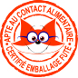 logo emballage alimentaire apte au contact alimentaire direct